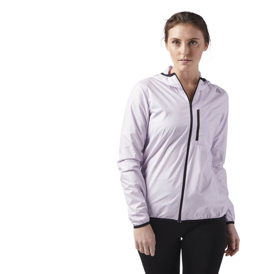 Reebok - Workout Ready Full Zip Jacket Quartz CE1193