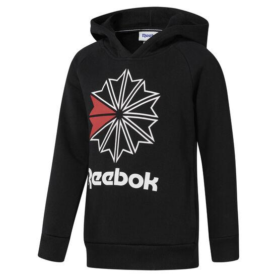 Reebok - Boys' Classics Hoodie Black DH3233
