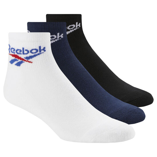 Reebok - Classics Lost & Found sock Black/Collegiate Navy/White BQ2225