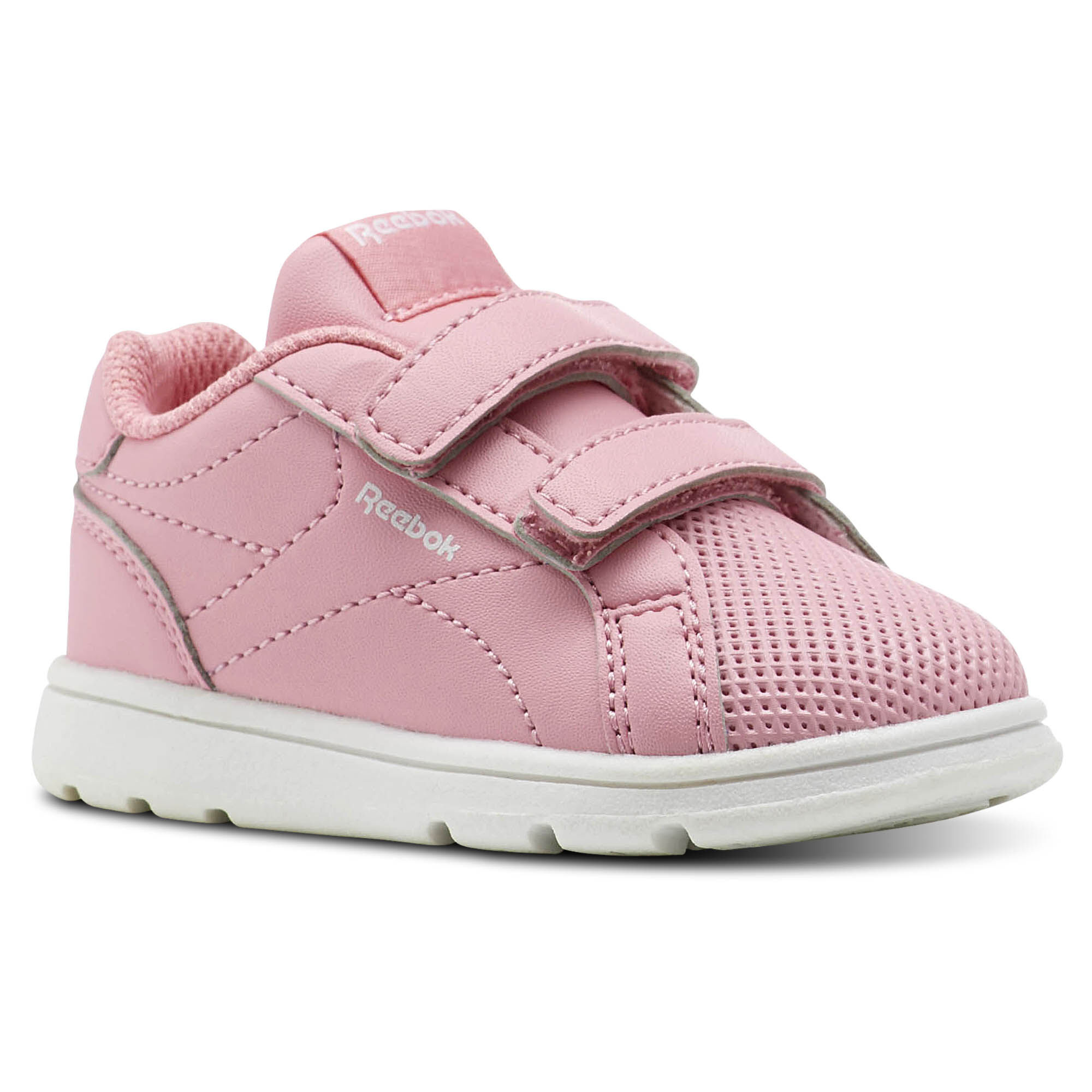 Reebok - Reebok Royal Complete Clean - Infant Toddler Squad Pink/White  CN1584