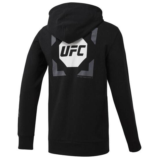 Reebok - UFC FG Zip Hoodie Black CG0614