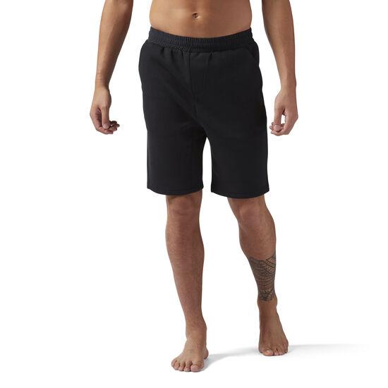Reebok - Training Supply Knitted Shorts Black CD5199