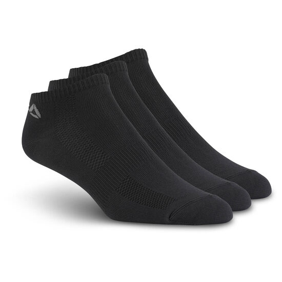Reebok - Reebok ONE Series Socks - 3pack Black/Black/Black/Tin Grey BP6231
