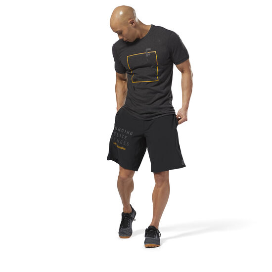 Reebok - Reebok CrossFit MOVE Tee Black D94867