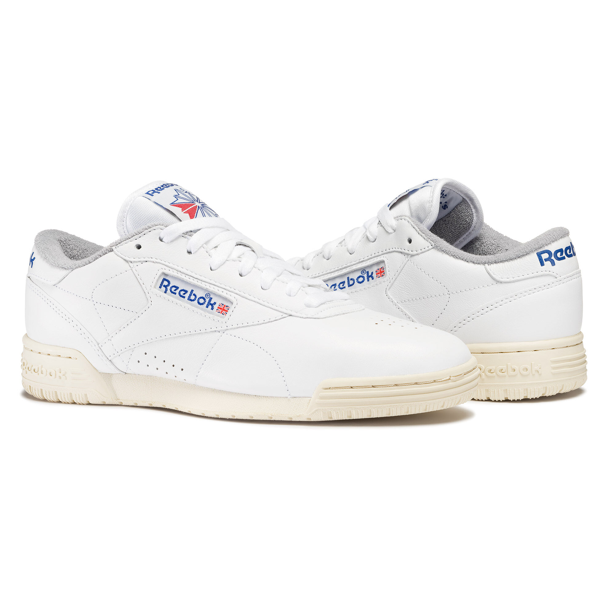 Reebok Ex O Fit Low Clean Trainer CP4977