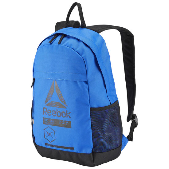 Reebok - Junior movement Training Backpack Vital Blue BP5509