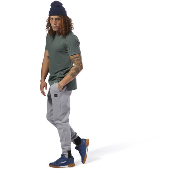 Reebok - Training Supply Knitted Jogger Mgh Solid Grey CY4880