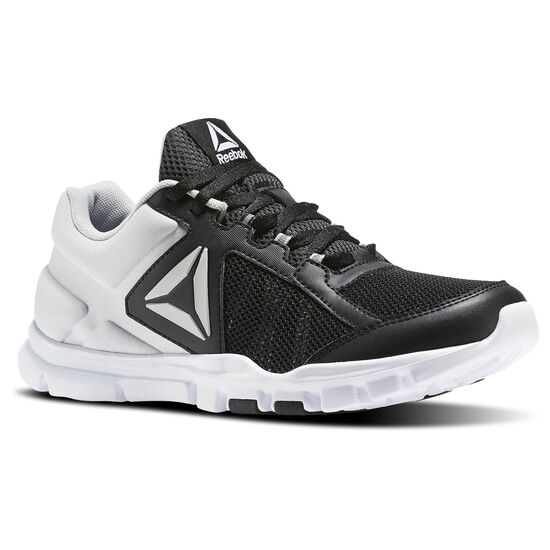 Reebok - Yourflex Trainette 9.0 MT Black/Skull Grey/White BS8035