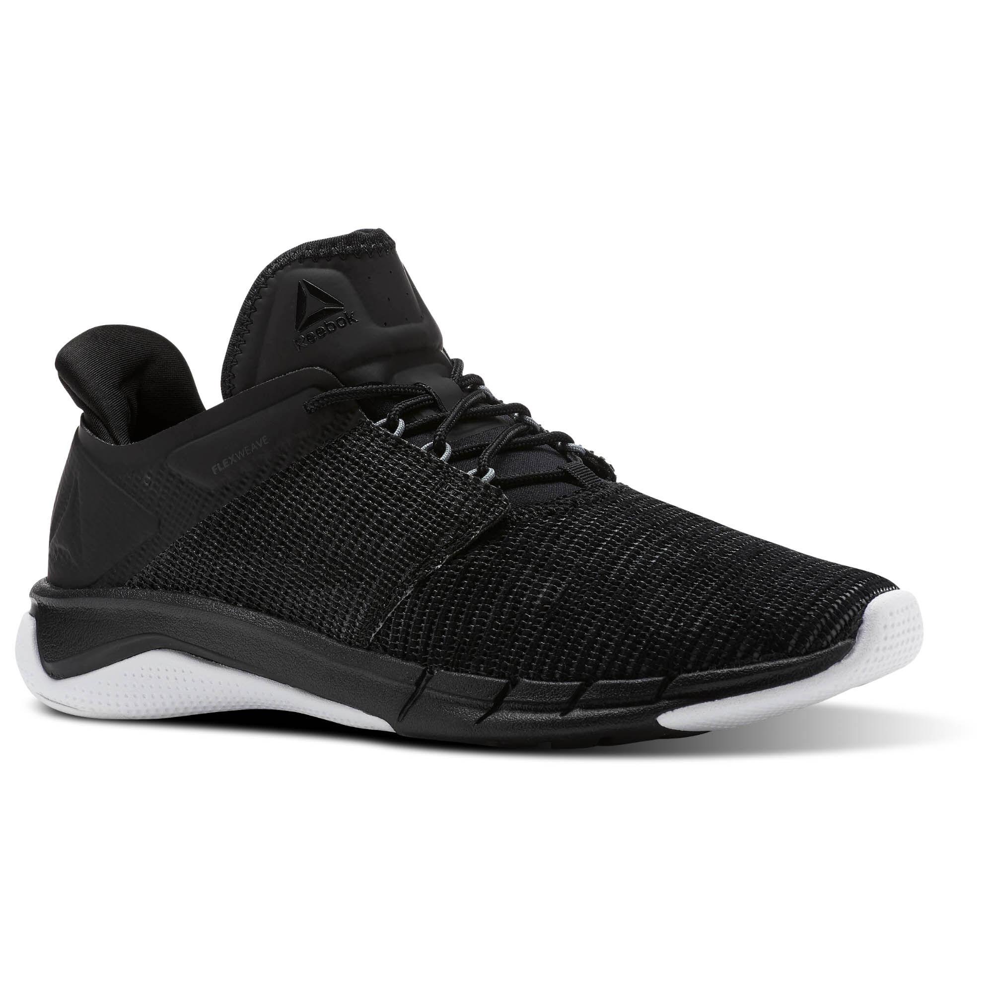 Reebok - Fast Flexweave Black/Coal/Flint Grey/White CN1401