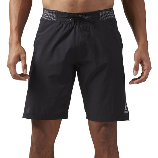 Reebok - Reebok Epic Knitted Waistband Shorts Black CF2955