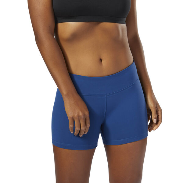 Reebok CrossFit Chase Bootie Shorts Blue D94942