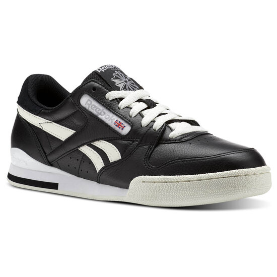 Reebok - Phase I Pro DL Black/Stark Grey/Chalk/White CM9292