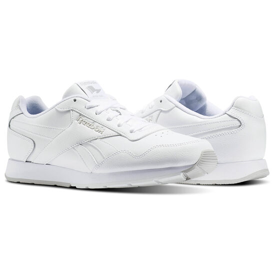 Reebok - Reebok Royal Glide White/Steel/Reebok Royal V53955