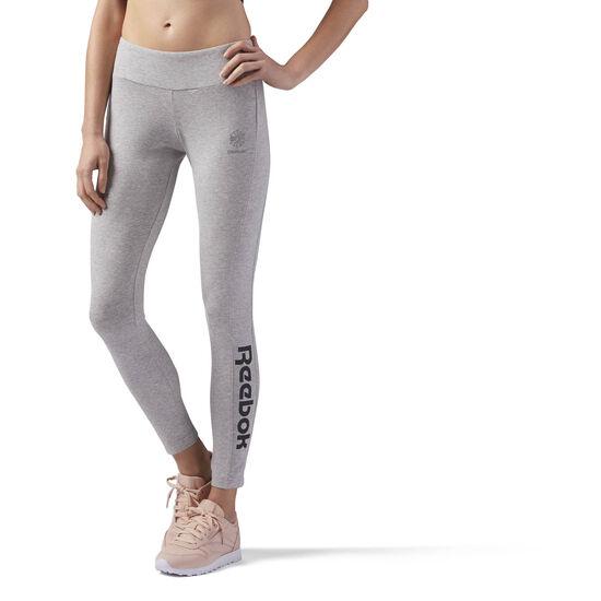Reebok - Essential Jersey Leggings Medium Grey Heather CE2285