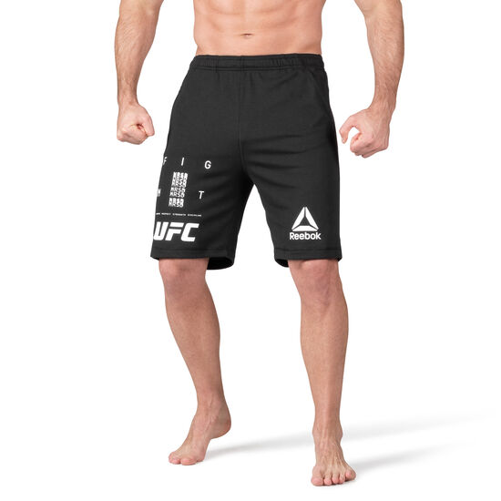Reebok - UFC Fan Gear Shorts Black CG0628