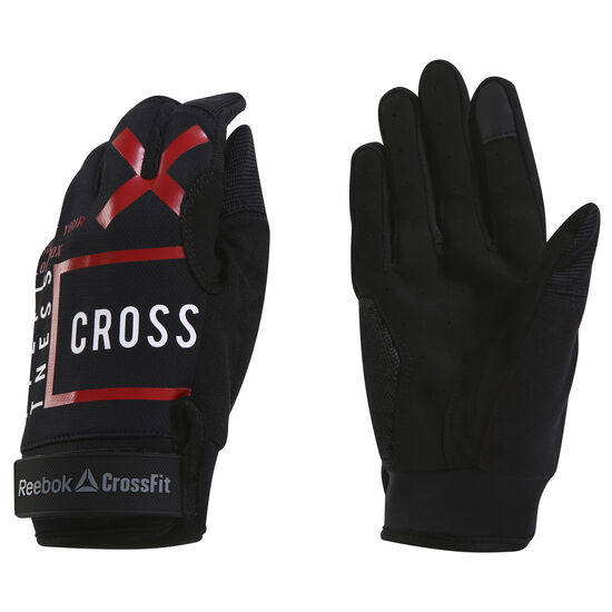 Reebok - Reebok CrossFit Mens Training Gloves Black CZ9889