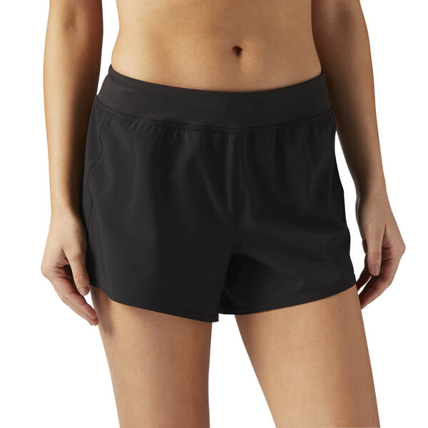 Woven 10 cms Shorts Black BR4088