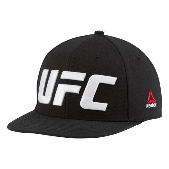Reebok - UFC Flat Peak Cap Black CZ9904