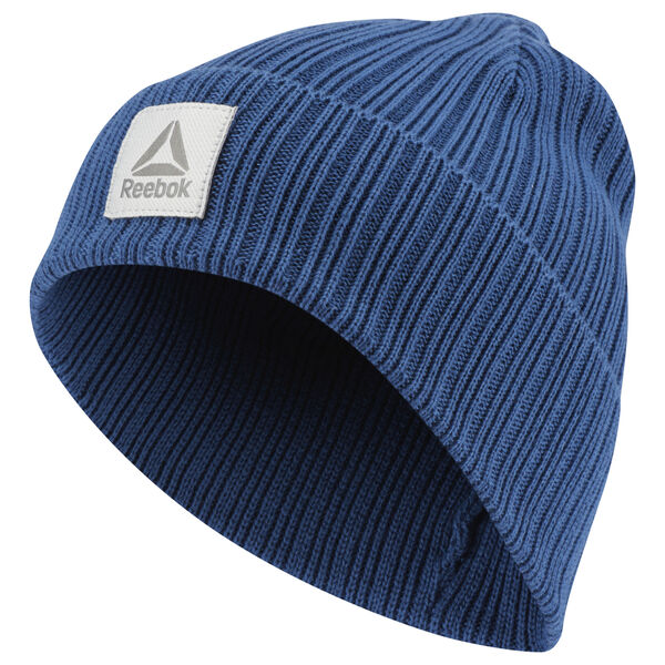 Active Foundation Logo Beanie Blue CZ9836