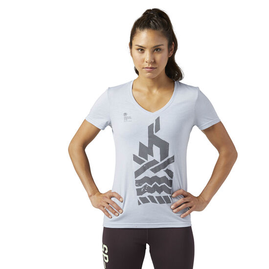 Reebok - Reebok Spartan Race Tee Cloud Grey BR2115