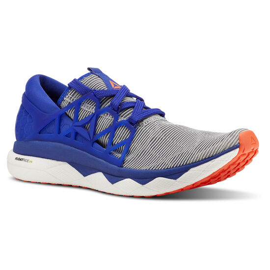 Reebok - Reebok Floatride Run Flexweave White/Blue Move/Atomic Red CN5237
