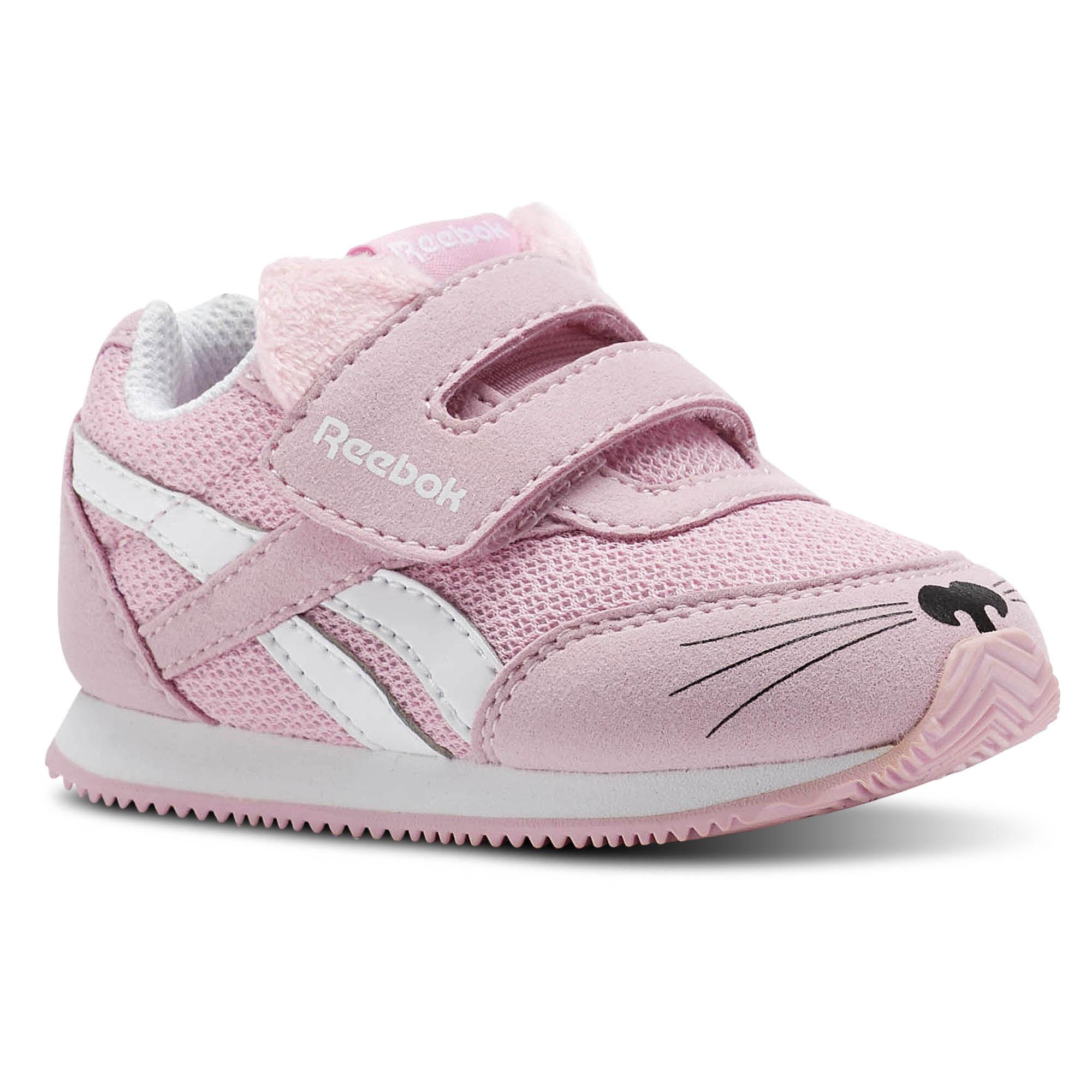 Reebok - Reebok Royal Classic Jogger 2.0 KC Pink/Kitten-White/Luster Pink