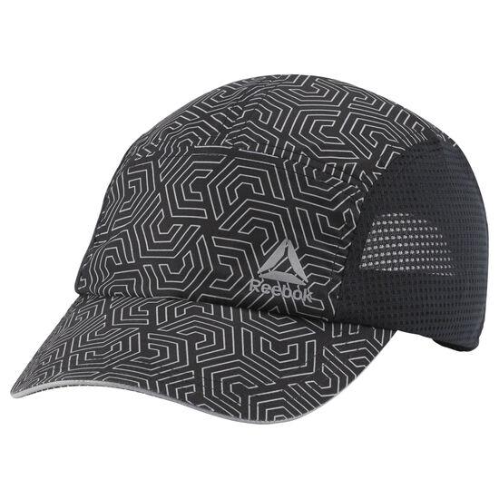 Reebok - Run Perfect Graphic Hat Black CW1612