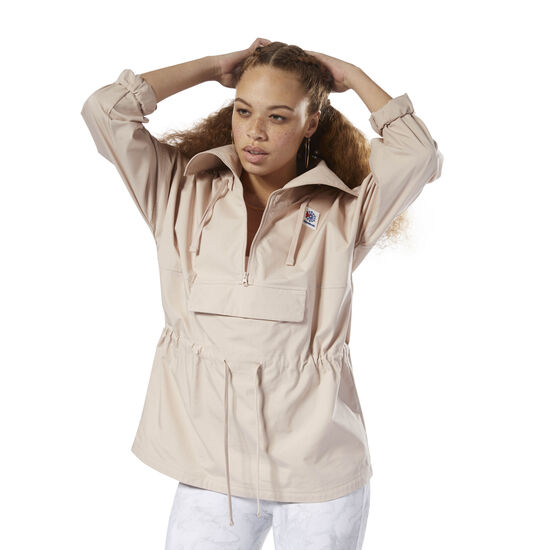 Reebok - Classics Advanced Anorak Bare Beige DH1257