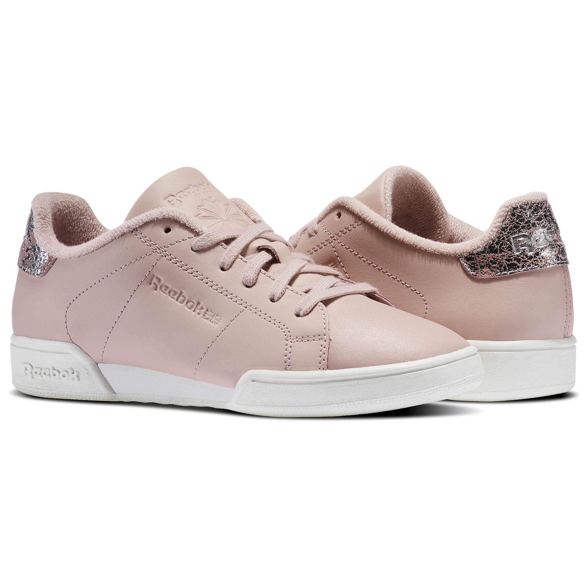 Reebok - Damen - Npc II Fbt - Sneaker - schwarz bk13bb9