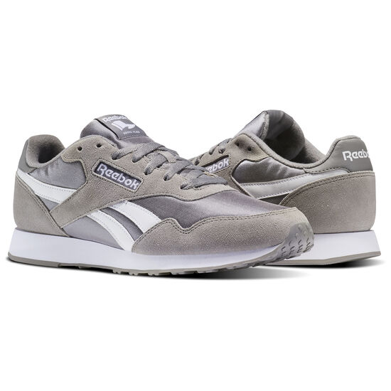 Reebok - Reebok Royal Ultra Solid Grey/White BS7968