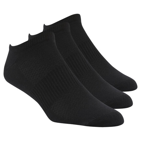 Reebok - Reebok CrossFit Mens Inside Thin Socks Black / Black / Black CZ9946