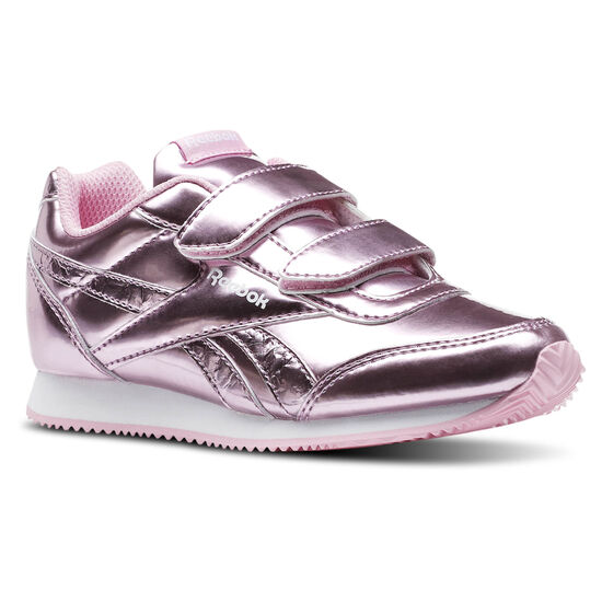 Reebok - Reebok Royal Classic Jogger 2.0 2V Metallic Light Pink/White CN5843