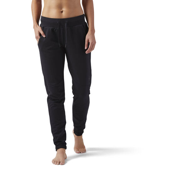 Reebok - Training Supply Slim Jogger Black CF8665