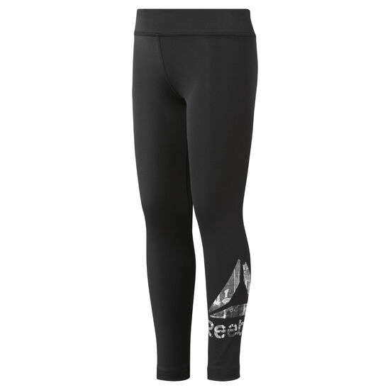 Reebok - Girls' Reebok Adventure Basic Leggings Black DH4287