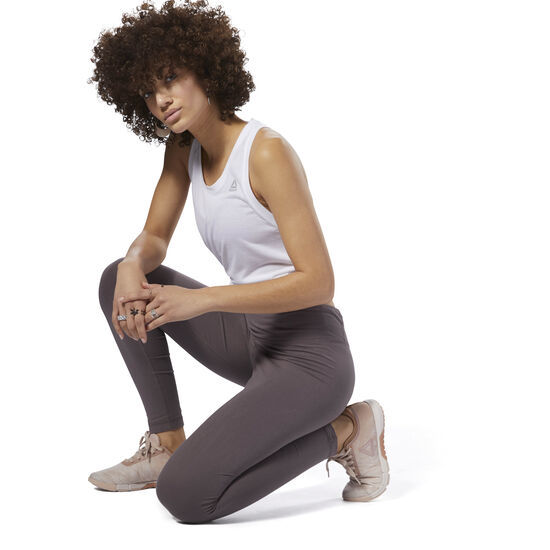 Reebok - Elements Leggings Almost Grey D95830