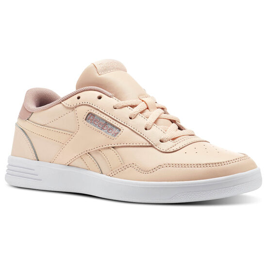 Reebok - Reebok ROYAL TECHQUE T LX Orange/Desert Dust/Chalk Pink/White/Silver CM9778