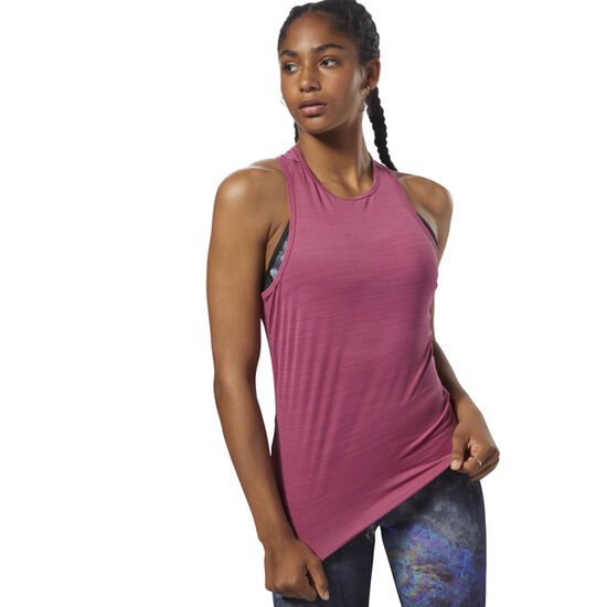Reebok - ACTIVCHILL Vent Tank Twisted Berry D93876