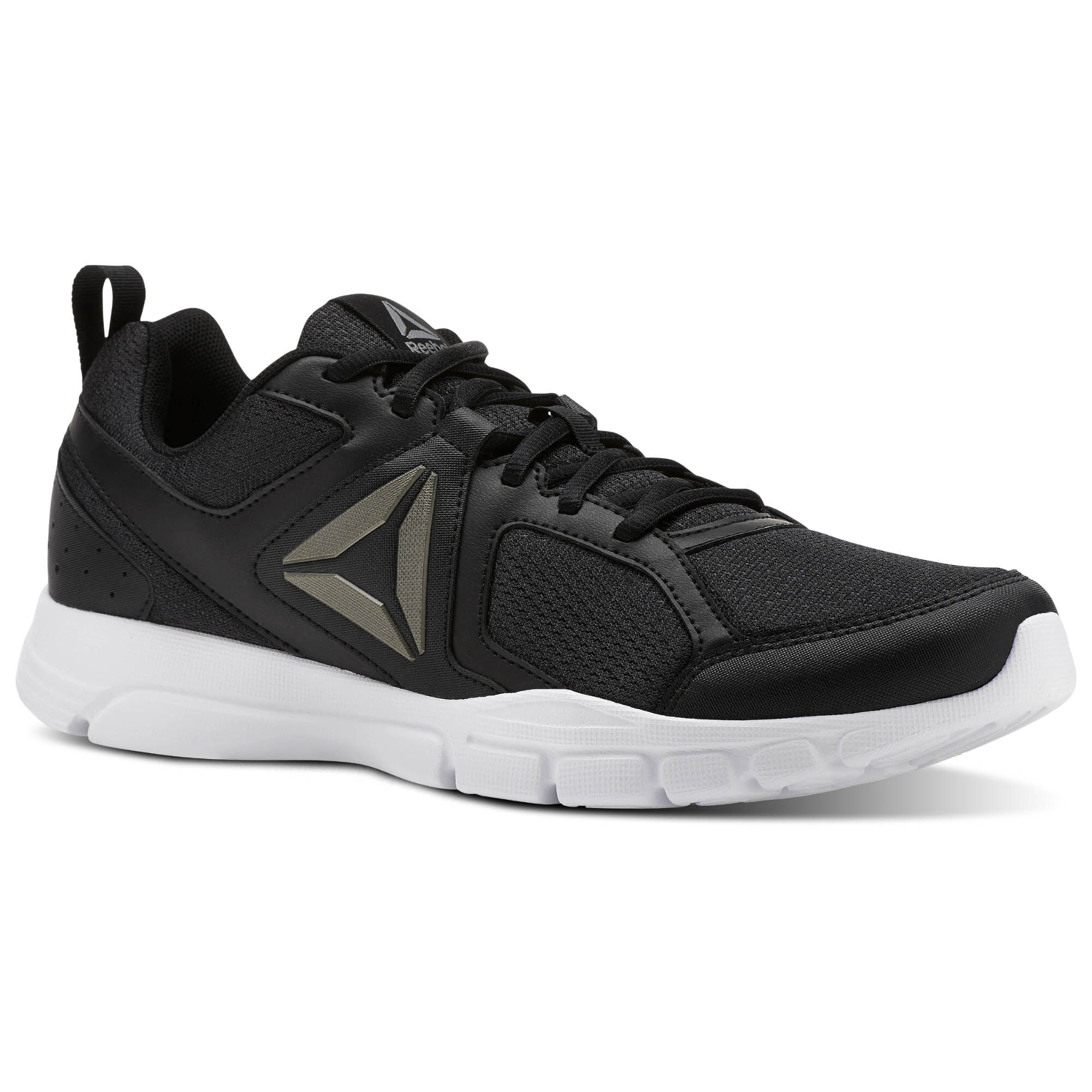 Reebok 3D FUSION TR - Stabilty running shoes - Black/White/Pewter 6AiDaImbe