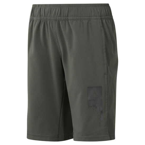 Reebok - Boys' Reebok Adventure Basic Shorts Dark Cypress DH4319