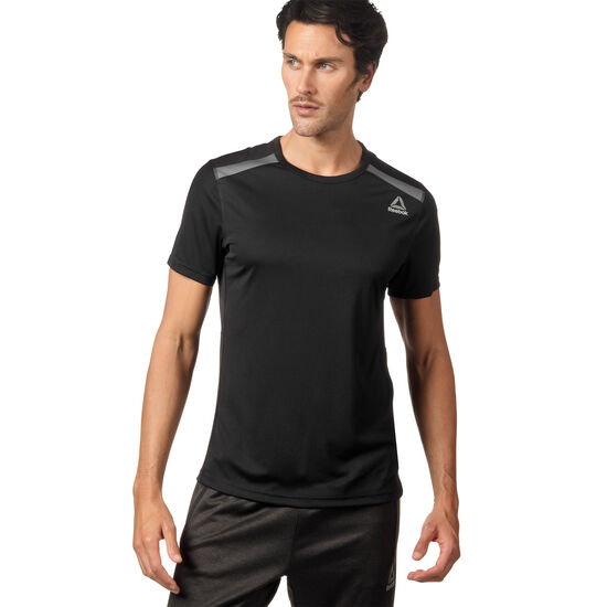 Reebok - Workout Ready Tech Tee Black BK6286