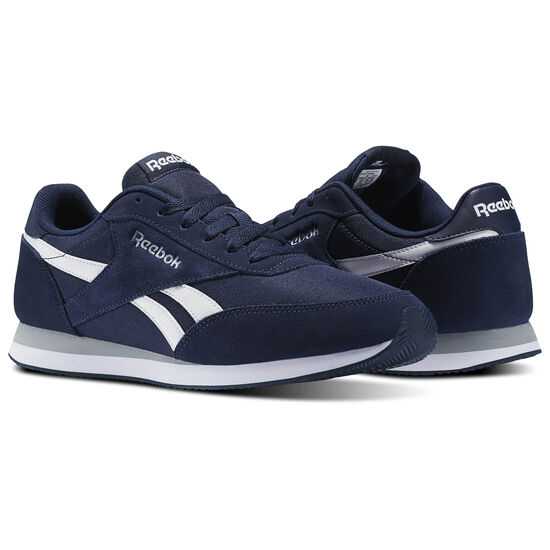 Reebok - Reebok Royal Classic Jogger 2 Collegiate Navy/White/Baseball Grey V70711