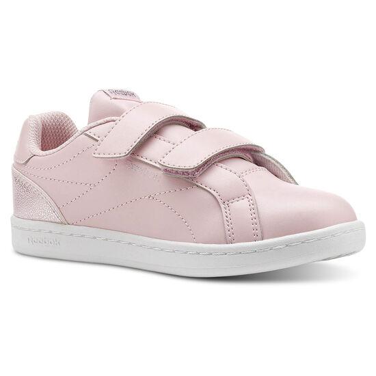 Reebok - Reebok ROYAL COMP CLN 2V Pastel-Practical Pink/White/Silver CN5062