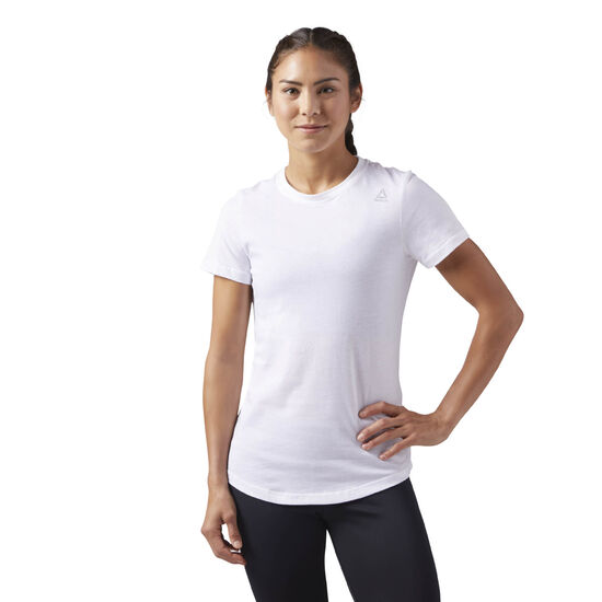 Reebok - Reebok Training Essentials T-Shirt White CF8585