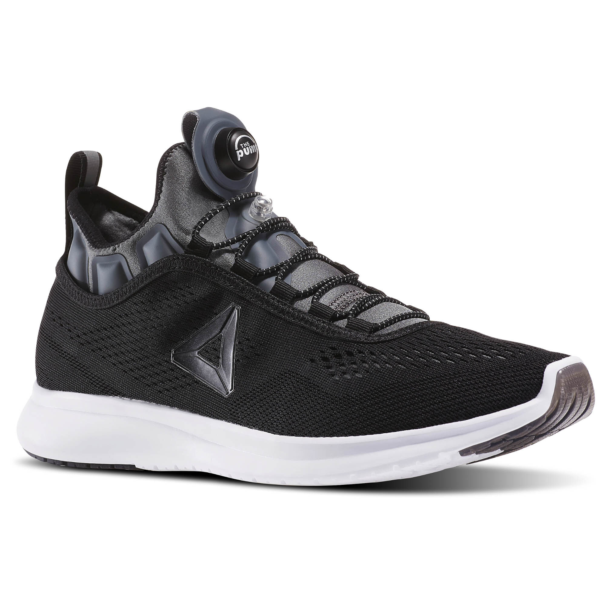 Reebok - Reebok Pump Plus Tech Black/Alloy/White/Silver Metallic BD4866.  Read all 14 reviews. Men Running
