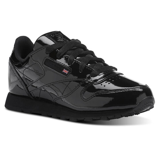 Reebok - Classic Leather Patent Black CN2069