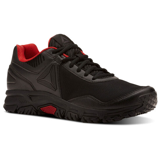 Reebok - Reebok Ridgerider Trail 3.0. Black/Primal Red CN3485