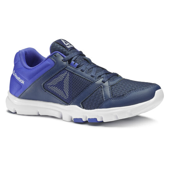 Reebok - Yourflex Train 10 MT Acid Blue/Washed Blue/White CN2763