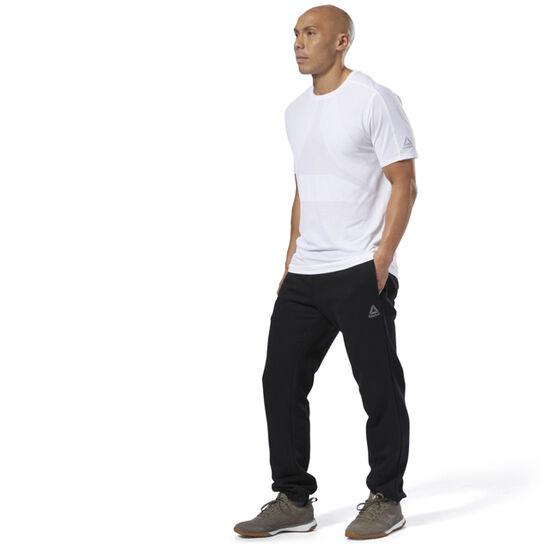 Reebok - Elements Fleece Closed Cuff Pants Black D94220