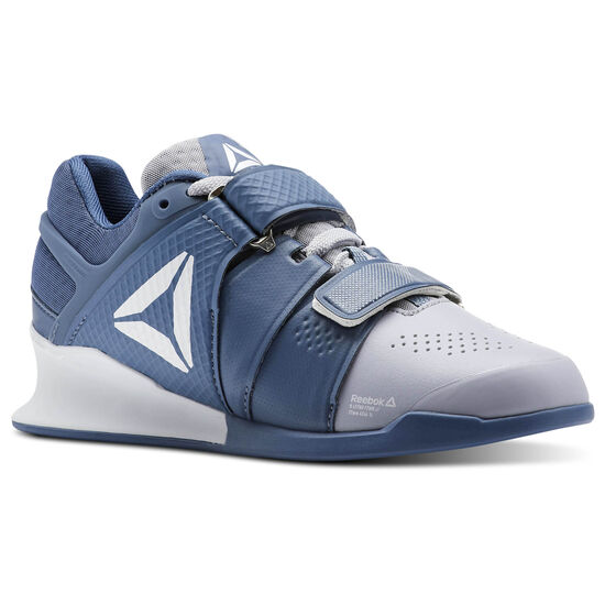 Reebok - Reebok Legacy Lifter Cloud Grey/Blue Slate/White CN4735