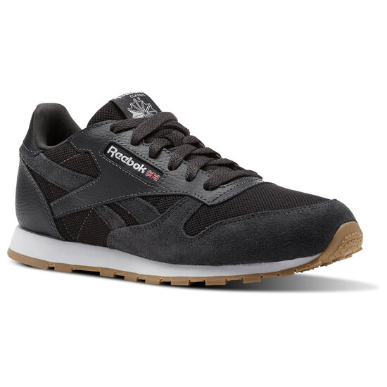 Reebok - Classic Leather ESTL Coal/White CN1142